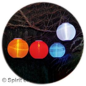 Solar power lantern