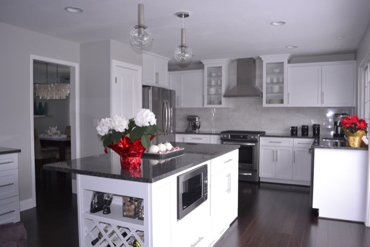 Best Brushed Steel Grey Granite K I T C H N Pinterest 400 x 300