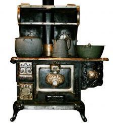 antique wood stoves | ee-antique-wood-cook-stove