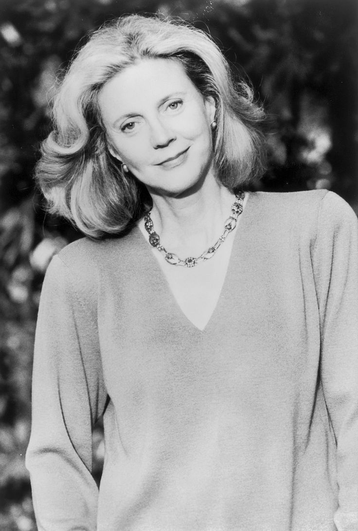 Blythe Danner x cornered the market in TV/movie mothers.
