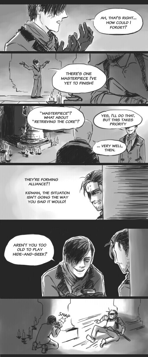 Sebastian, Stefano and Theodore Part 4
