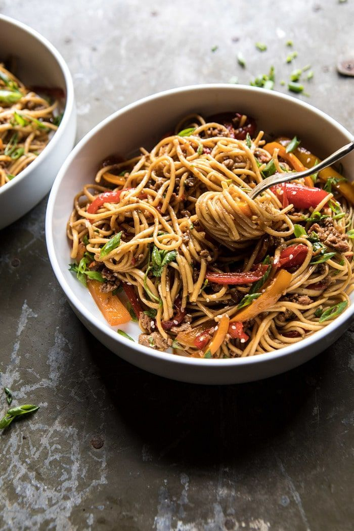 Weeknight 20 Minute Spicy Udon Noodles Half Baked Harvest Recipe Recipes Half Baked Harvest Recipes Dinner Recipes