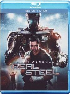 Real Steel: Hope Davis, Hugh Jackman, Anthony Mackie, Evangeline Lilly, Dakota Goyo, Shawn Levy $16.19
