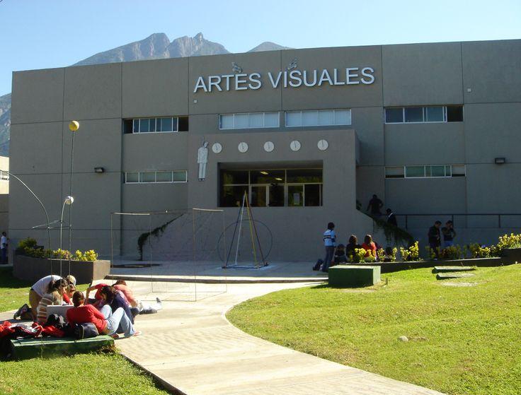 La Facultad de Artes Visuales se encuentra en el Campus Mederos, en Monterrey, Nuevo León. En su oferta académica están las licenciaturas en Artes Visuales, Diseño Gráfico y Lenguaje y Producción Audiovisual además de ofrecer las maestrías en Artes y Diseño Gráfico. http://www.artesvisuales.uanl.mx