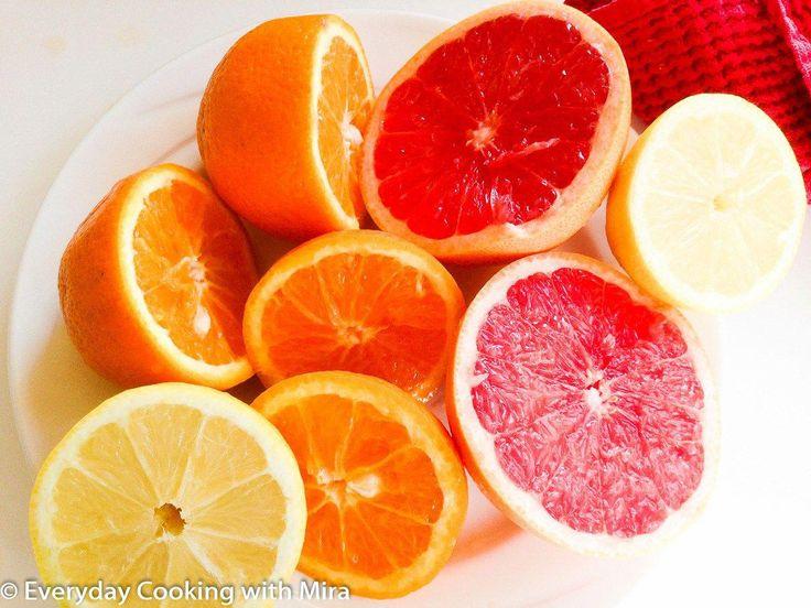 Грейпфрут и лимон для похудения