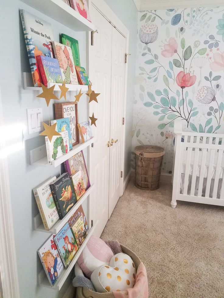 Bright and Whimsical Nursery for Colette 527