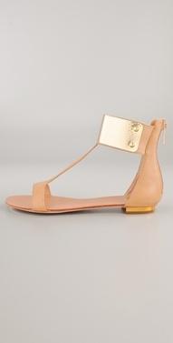 Dolce Vita  Bagley T Strap Sandals  $165