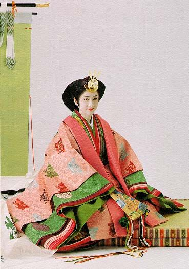 17+ images about The Art Of - Geisha 12 layer kimono ...
