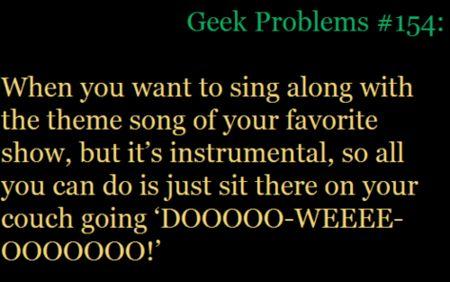 Geek problem # 154.3
