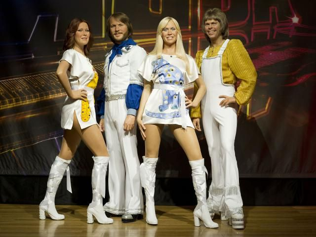 ABBA: Kings (and Queens) of Europop