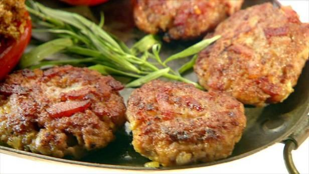 Get Homemade Sausage Patties Recipe from Food Network