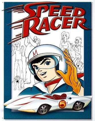 Cartoon Pictures For Facebook Profile: Speed Racer Races Over to Facebook!