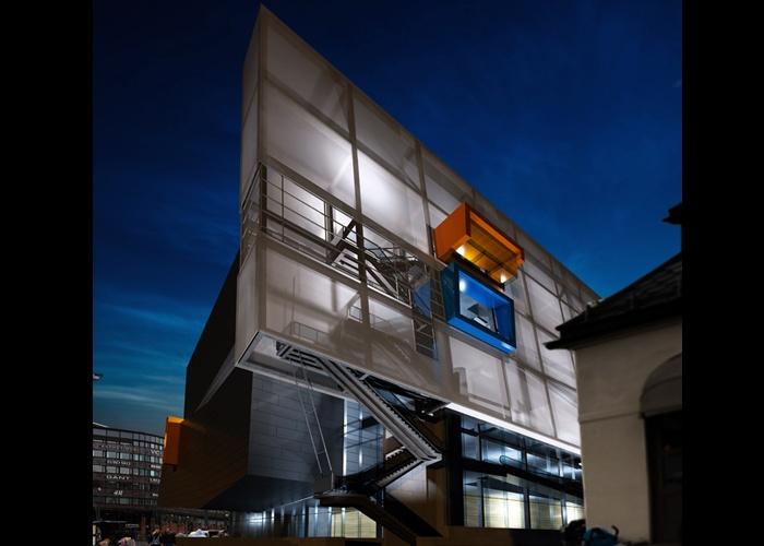 National Gallery - Oslo      plexus r+ d