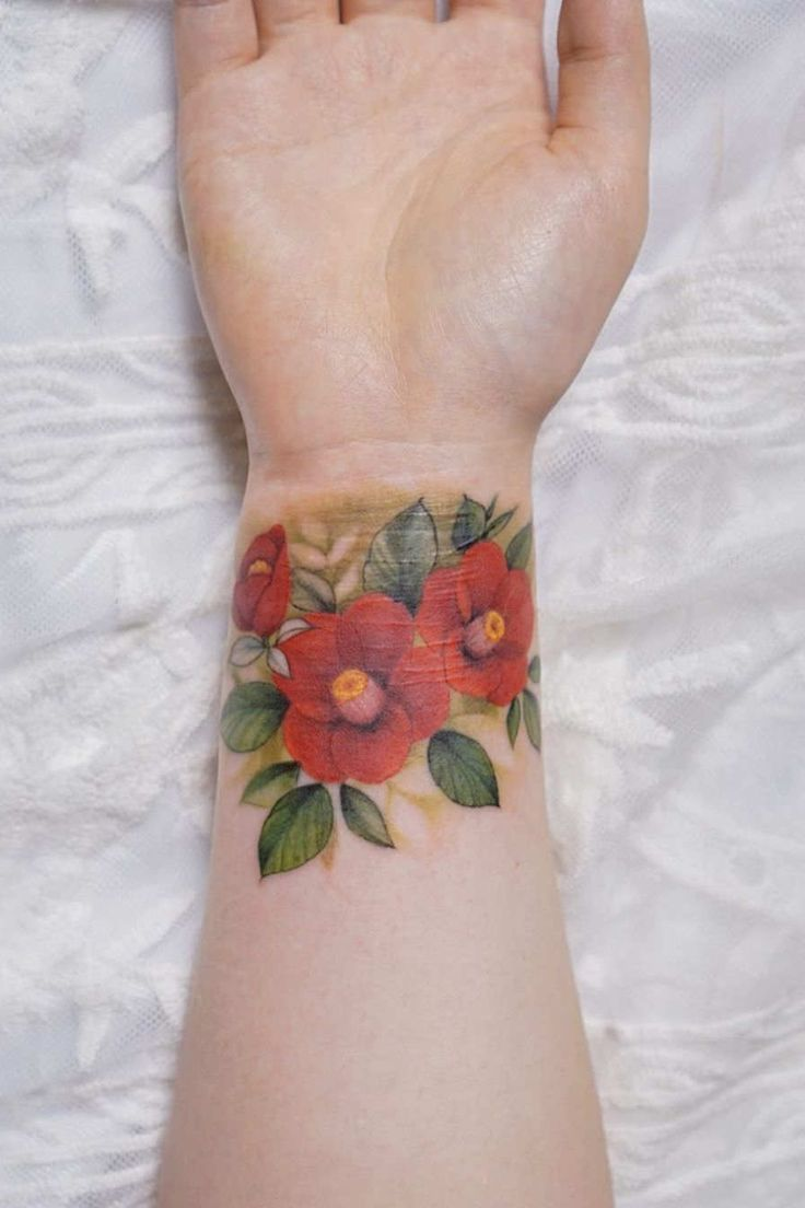 best floral tattoo artists in nyc