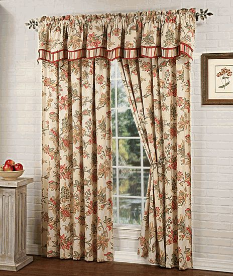 1000+ ideas about Country Style Curtains on Pinterest | Shabby ...