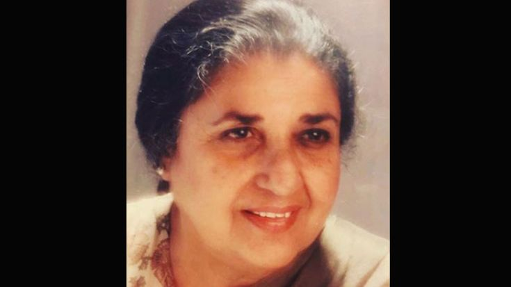 A very sad moment for Bollywood film industry!!! Famous veteran actresses Shammi  passed today at the age of 89.
