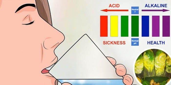 5 Ingredienten drankje die uw PH niveaus in slechts 5 dagen in balans brengt