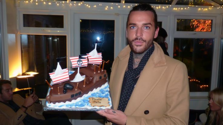pirate pete towie   Pete's birthday bash! See all the photos...   Photos   The Only Way Is ...