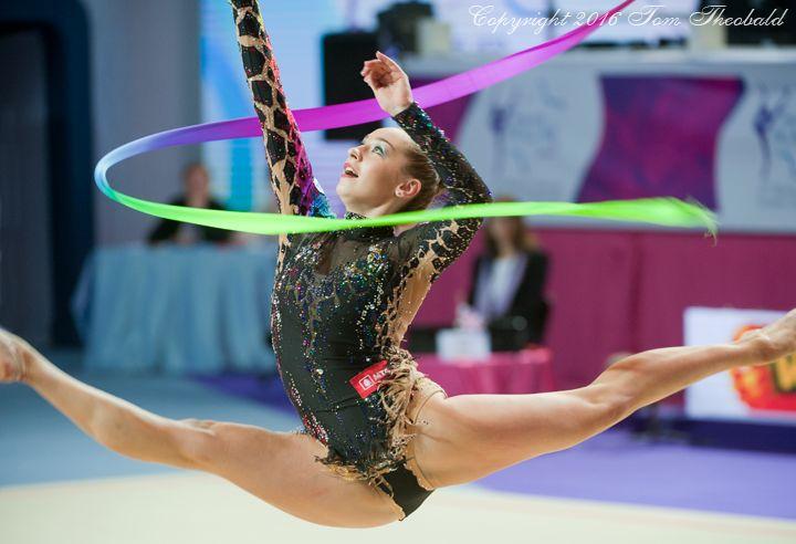 Katsiaryna Halkina (Belarus), European Championships 2016