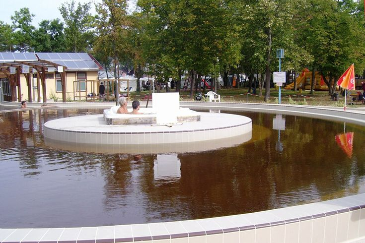 Kerekestelepi Termálfürdő, Debrecen