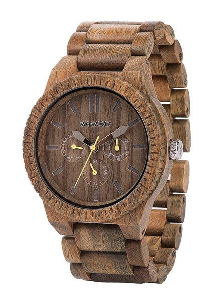WeWOOD Kappa Army Eco Friendly Watch. 100% natural wood. $159 WeWOOD New Zealand.