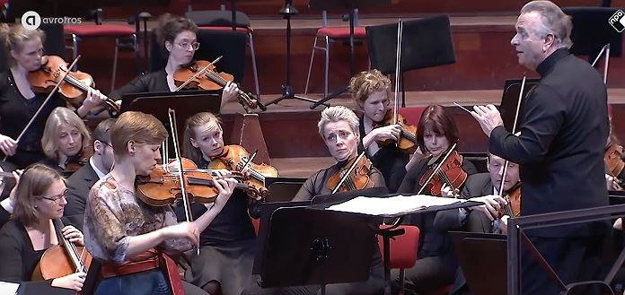 NEW TO YOUTUBE | Violinist Isabelle Faust - Beethoven Violin Concerto [2018]  ||  Isabelle Faust performing Beethoven Violin Concerto - with conductor Sir Mark Elder and the Rotterdam Philharmonic. https://theviolinchannel.com/isabelle-faust-beethoven-violin-concerto-mark-elder-rotterdam-philharmonic-2018/?utm_campaign=crowdfire&utm_content=crowdfire&utm_medium=social&utm_source=pinterest