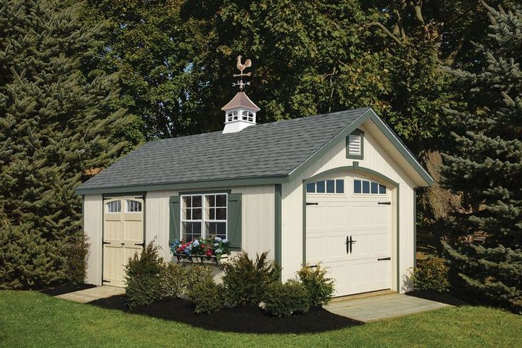 Amish Garages In New York : Ideas about amish garages on pinterest garage kits