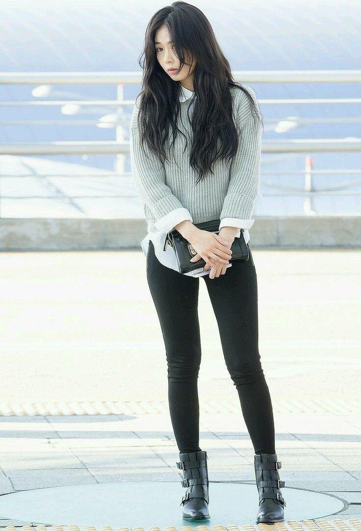 Kpop Girl Fashion Style