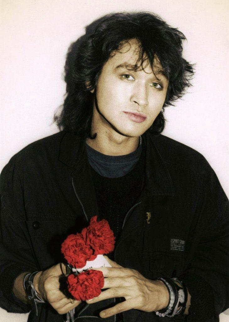 Viktor Tsoi, one of the greatest artists