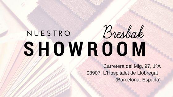 ¡Ven a vernos a nuestro NUEVO SHOWROOM!  Carretera del Mig, 97, 1ºA   08907, L'Hospitalet de Llobregat,  Barcelona, España  Para más información sobre nuestras prendas entra en www.bresbak.com o contacta con nosotros en ventas@bresbak.com o en el número de teléfono 932 52 77 05   #bresbak #bresbakshop #showroom #showroombresbak #modafemenina #mujer