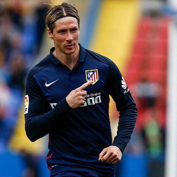 Fernando Torres renueva con el Atlético de Madrid | #atleti