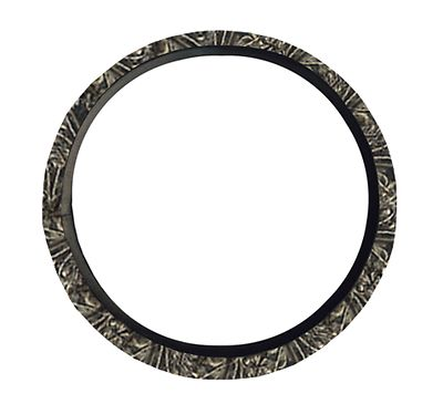 Real Tree AP Grey Camouflage Steering Wheel Cover - Car/Truck/Auto