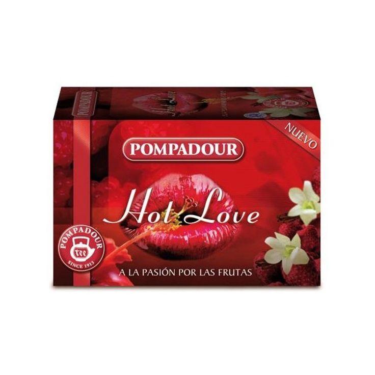 Hot Love de Pompadour. Muy rica....
