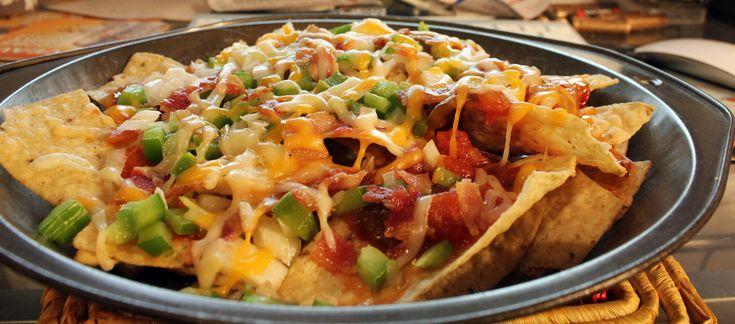 Las 8 mejores recetas de nachos http://blog.kiwilimon.com/2014/07/las-8-mejores-recetas-de-nachos/