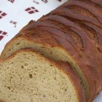 Swedish Limpa Bread - a very mild rye bread with a sweet taste. A hint of orange and anise.
