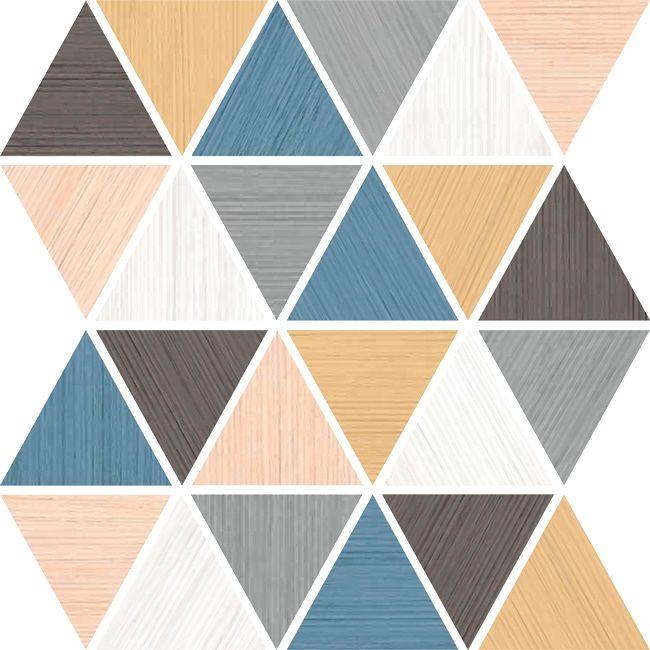 Mosaico Halsa Multicolor 31X30