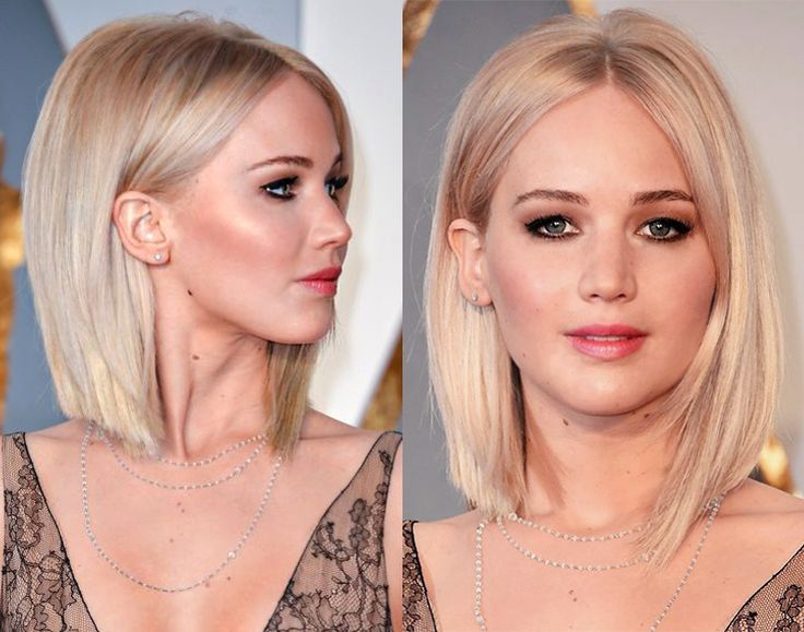 Jennifer Lawrence at the 2016 Academy Awards