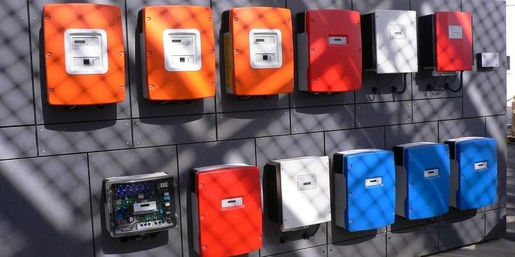 SOLAR INVERTERS – EFFICIENT AND ROBUST SOLAR POWER INVERTERS
