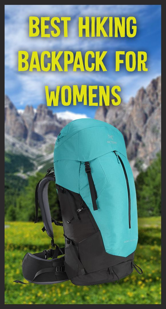 ba0e74a38c45 Best Hiking Backpack for Womens! #hiking #camping #backpack ...