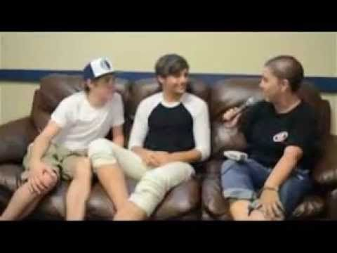 Interviewer: I'm sweating like a hooker in church!!! absolute greatest line ever