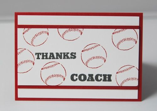 39 best Cards, Thanks Coach images on Pinterest