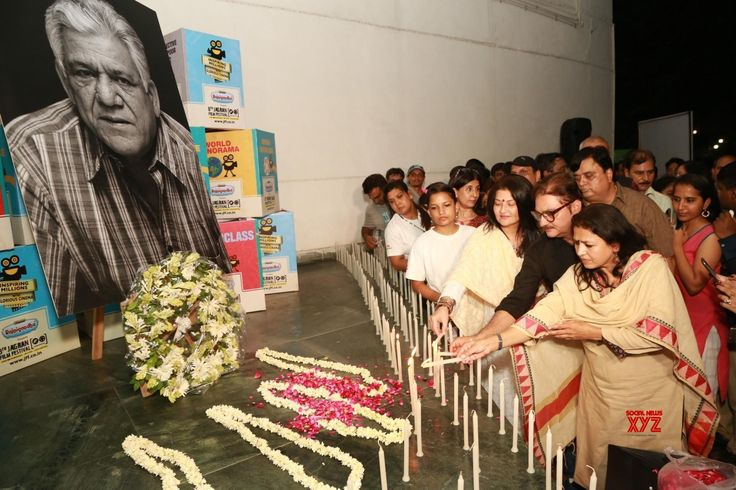 New Delhi: Tribute to Om Puri at Jagran Film Festival closing ceremony  - Social News XYZ