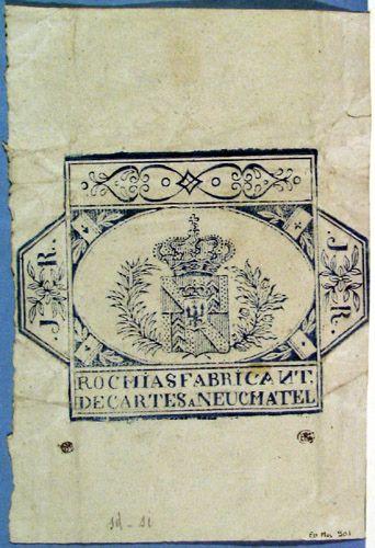 Rochias, Neuchatel