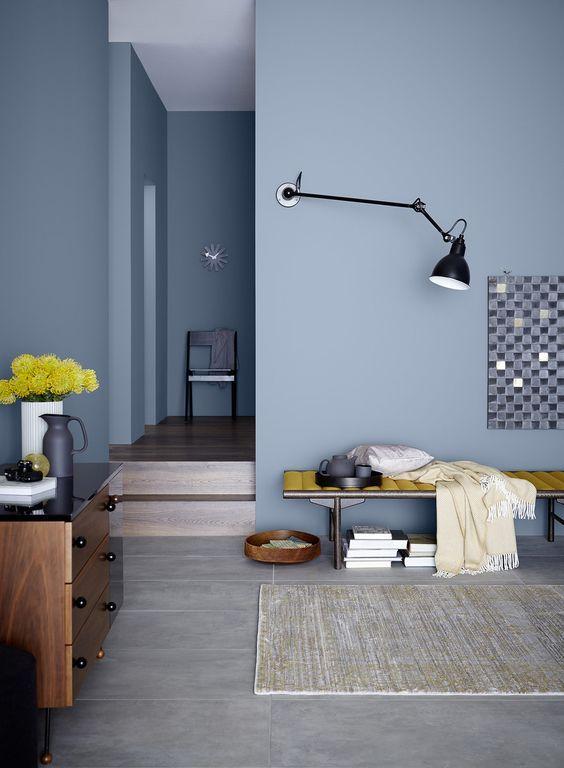 Die besten 25+ Bad blaue Farbe Ideen auf Pinterest Bad - wasserfeste farbe badezimmer