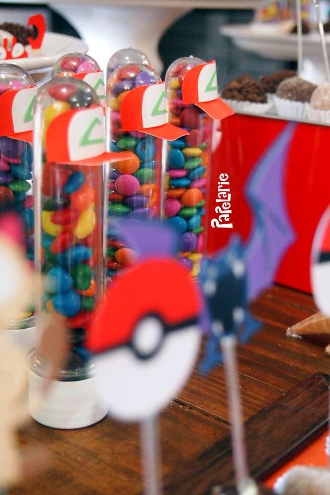 Pokemon Birthday Party Ideas   Photo 2 of 22