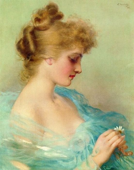 Albert Lynch 1851-1912 | pintor peruano | Belle Époque