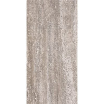 "MSI Pietra Venata 16"" x 32"" Porcelain Filed Tile in Gray"