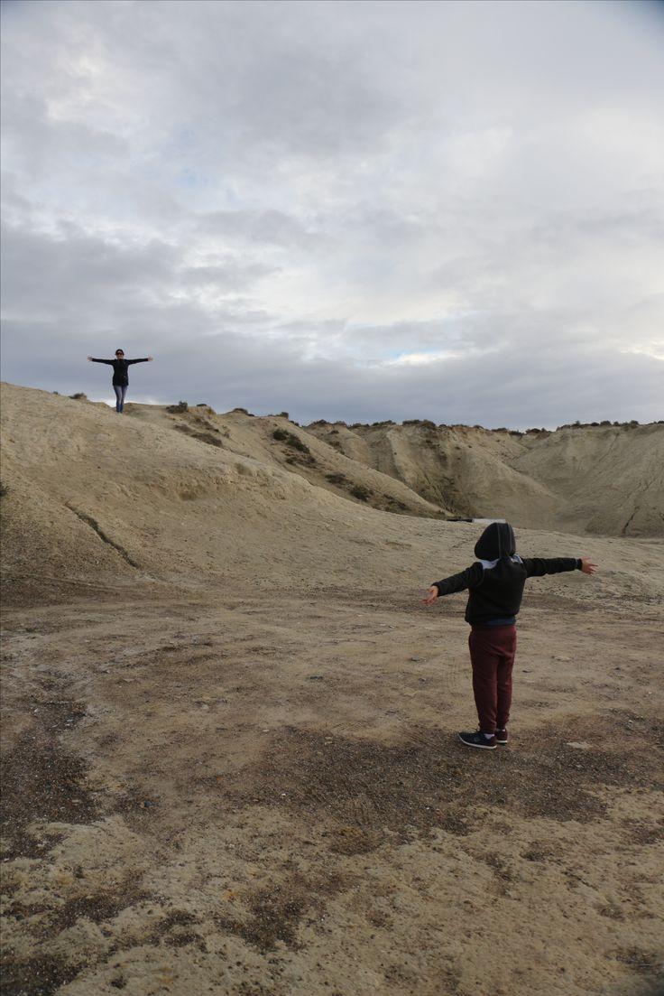 Playa Gaviota, Puerto Madryn - Argentina  2017