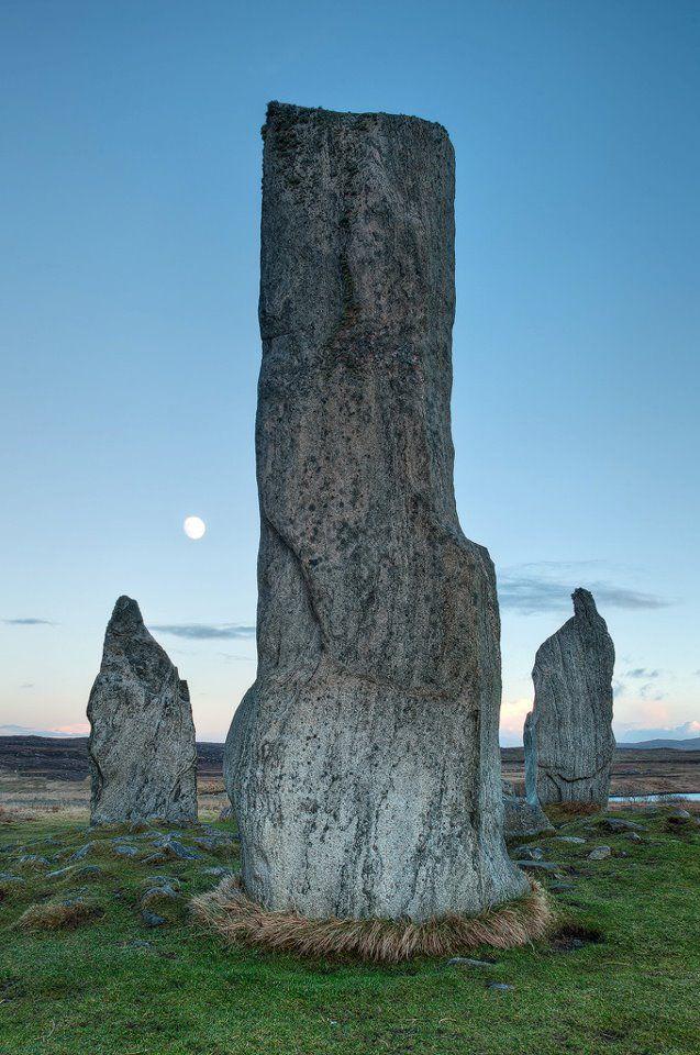 Callanish Stones.