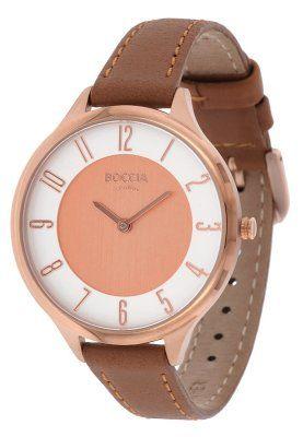 Boccia Uhr - braun für 98,00 € (03.03.15) versandkostenfrei bei Zalando bestellen.